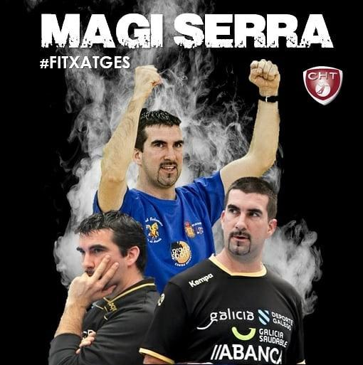 Magi Serra Senior Masculí Primera Nacional Handbol Terrassa