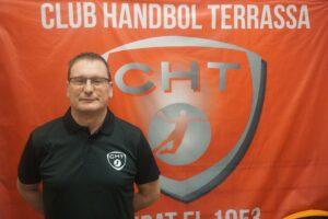President Club Handbol TerrassaToni Alsina