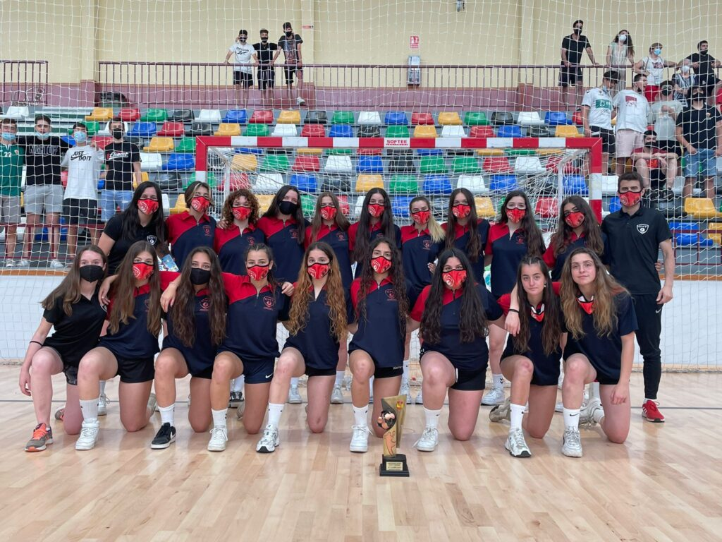 Campeonato España Cadete Femenino 2021